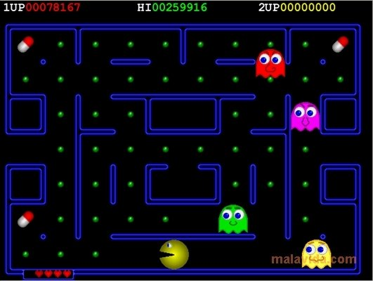 Pacman Deluxe 1.98c