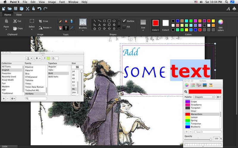 Paint X Mac Download Gratis