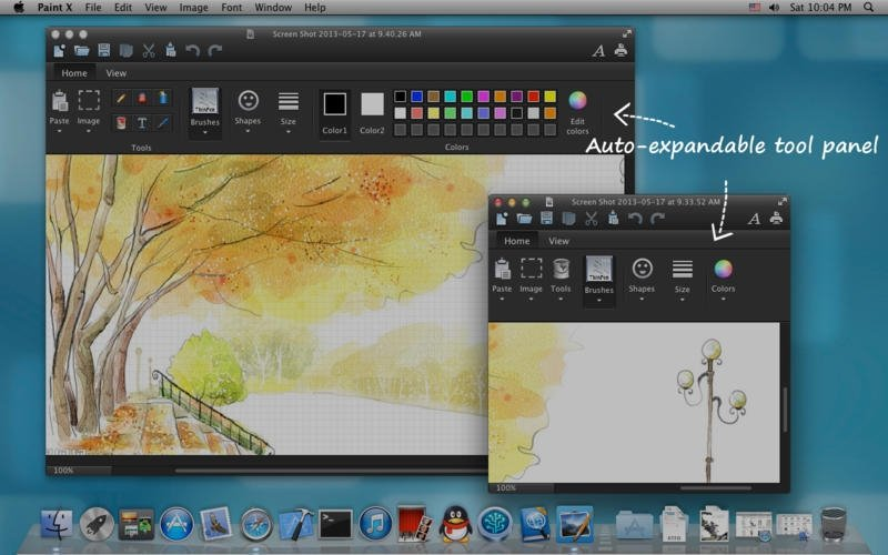 Gratis paint mac
