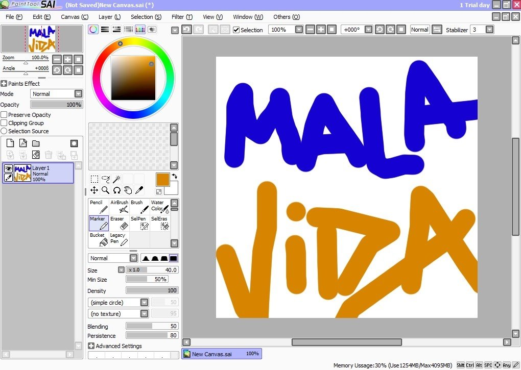 easy paint tool sai free download full version english