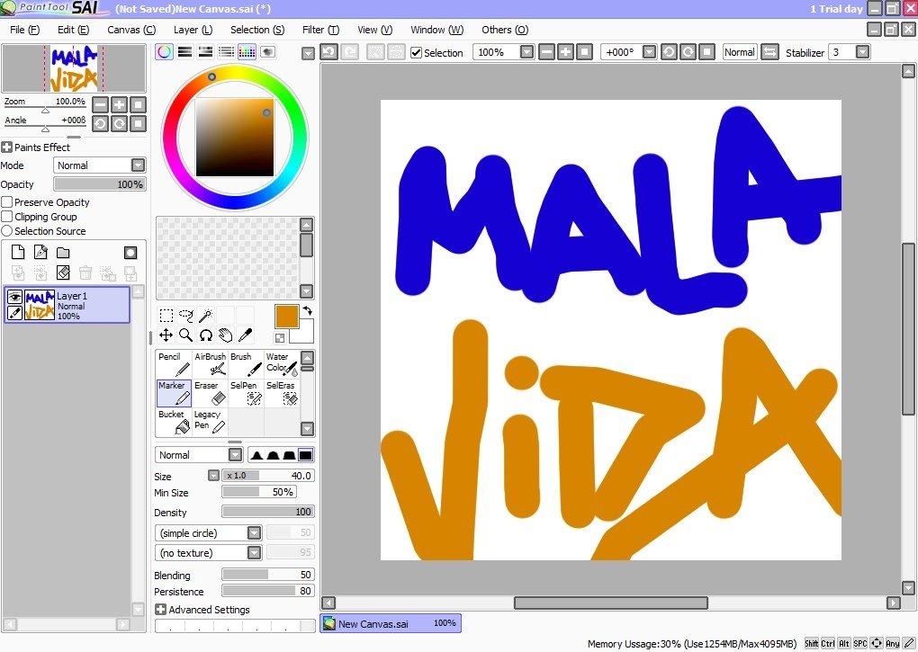 Painttool sai english ver 1 10 makeberlin for Paint tool sai free full version
