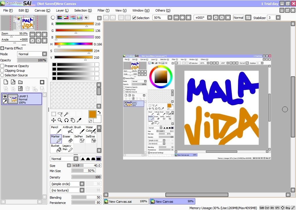crack paint tool sai 1.2.5