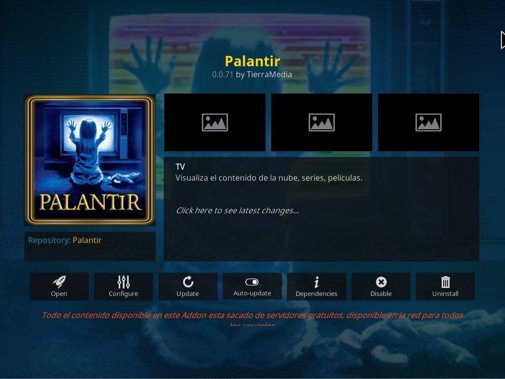 Palantir 2.0.18 – Descargar para PC Gratis