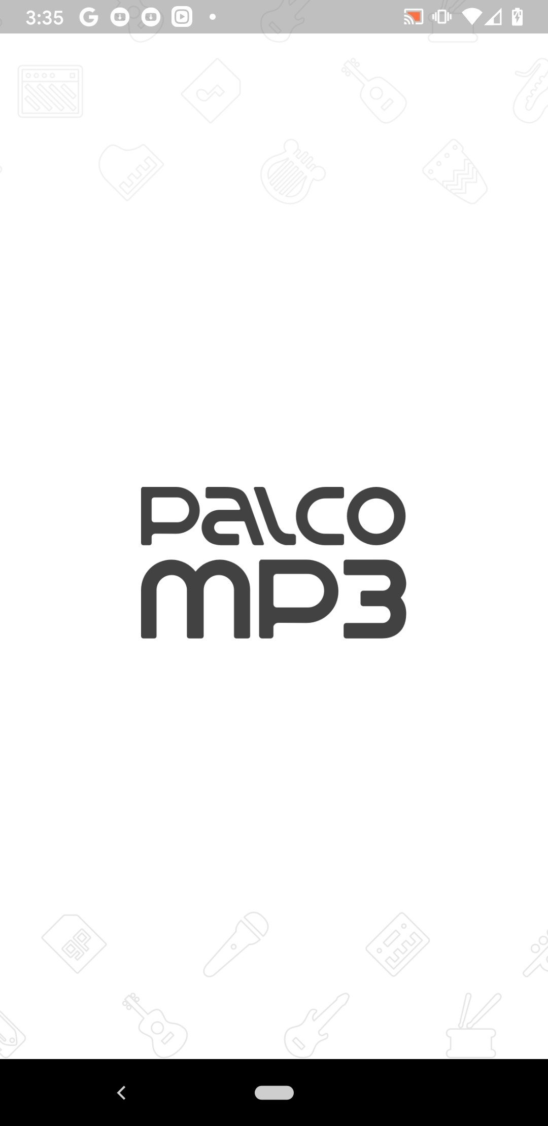 Palco MP3 Android image 5