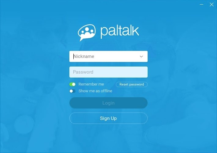 free paltalk upgrade