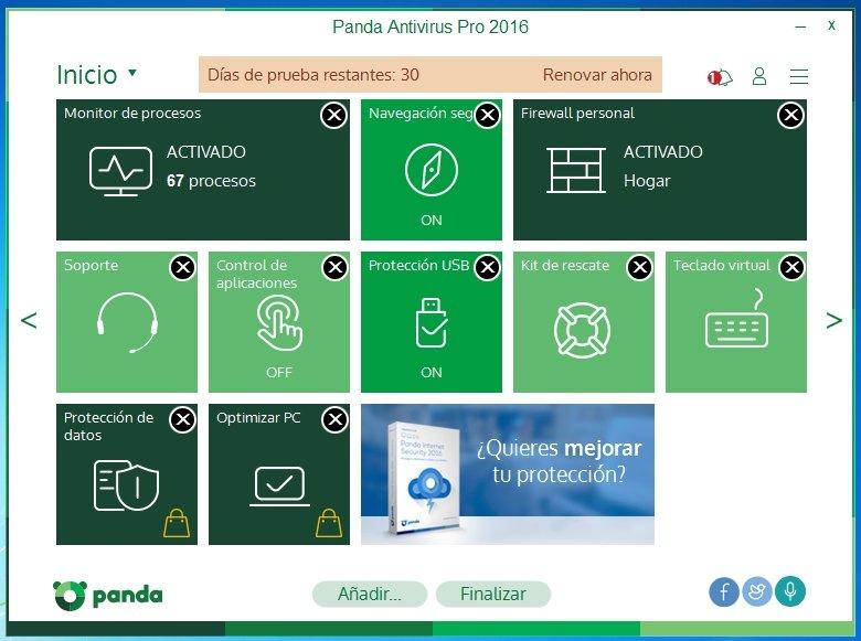 Panda Antivirus Pro 2018 17 0 2 Descargar Para Pc Gratis