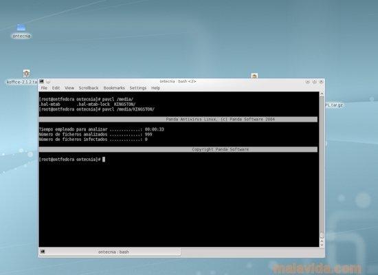 Panda Antivirus Linux 7.01.00-1