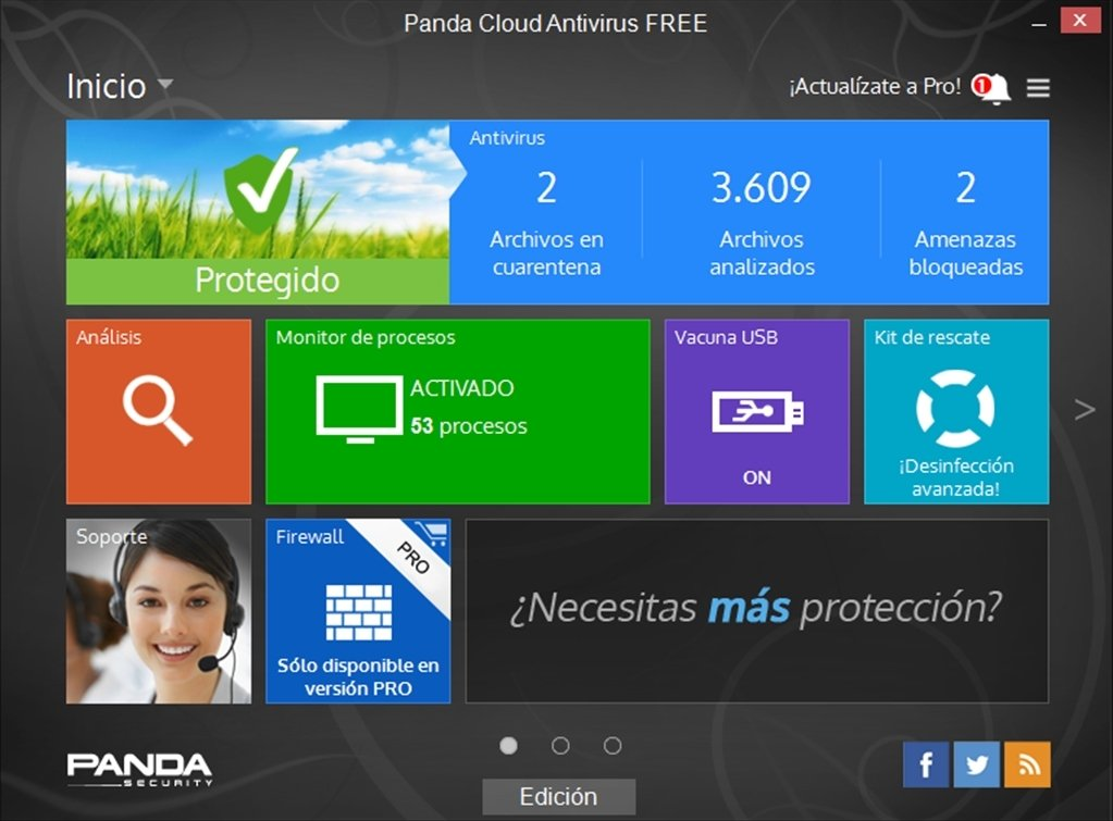 Panda Cloud Antivirus image 6