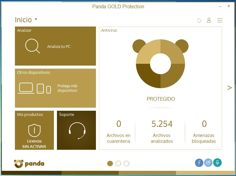 Panda Gold Protection image 5