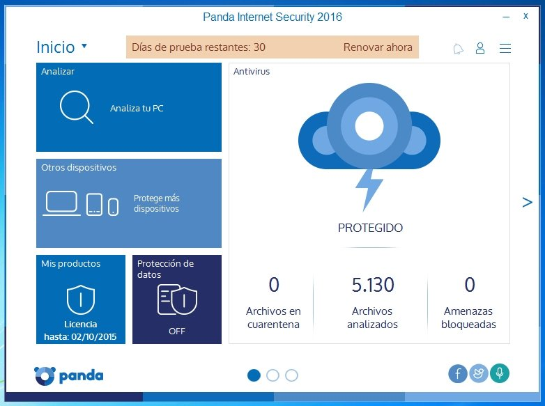 Panda Internet Security 2015 15.0.3