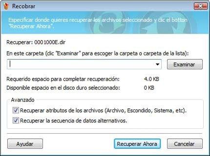 gratuitement pandora recovery 2.0.1