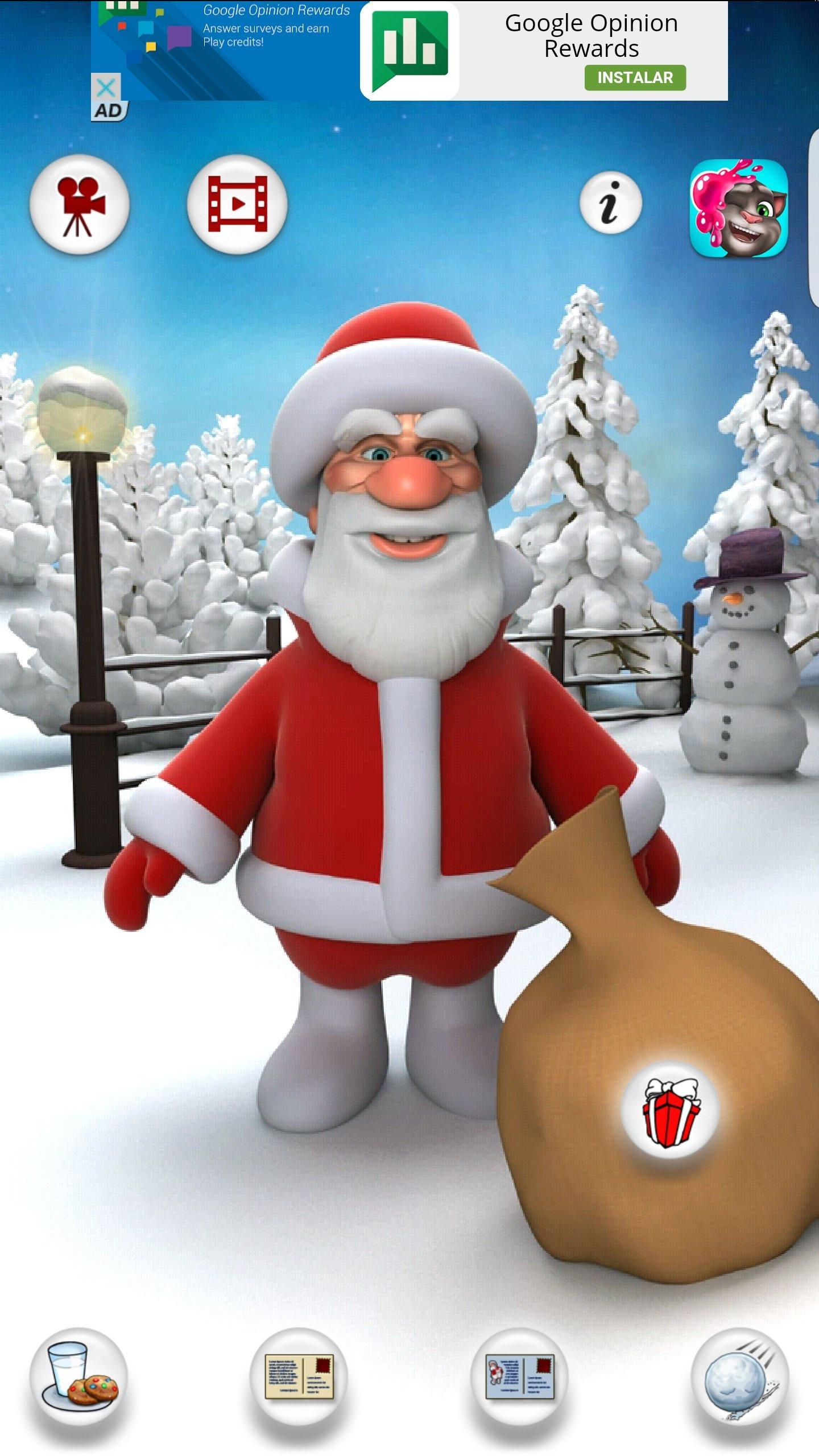 Talking Santa Android image 6