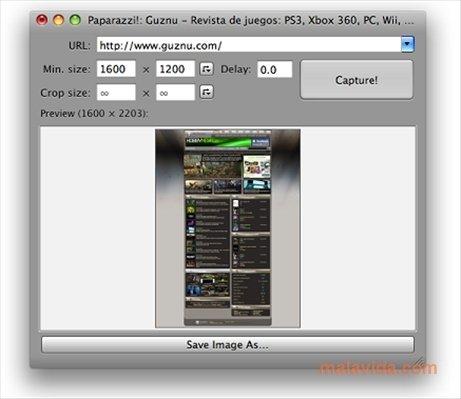 Paparazzi! Mac image 5