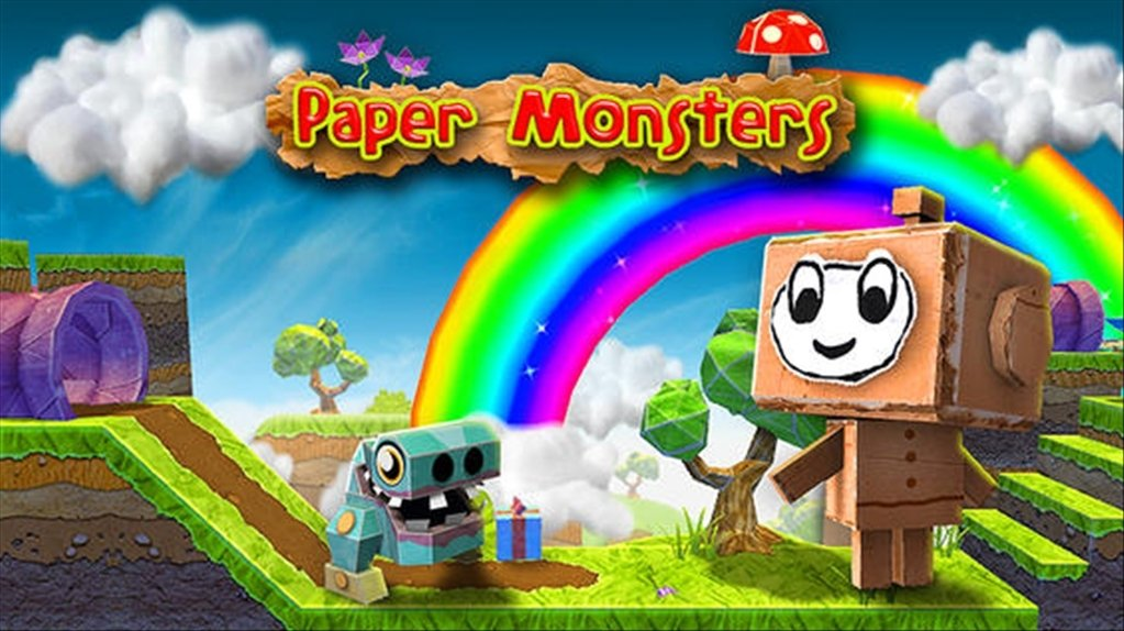 Paper Monsters iPhone image 5