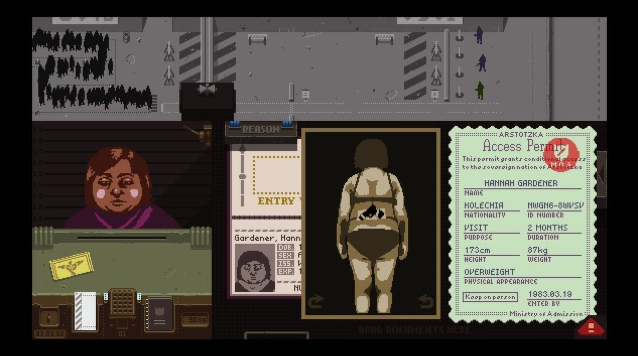 Papers, Please 0.5.13 - Download for PC Free