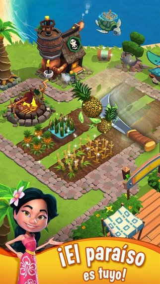 Paradise Bay iPhone image 5