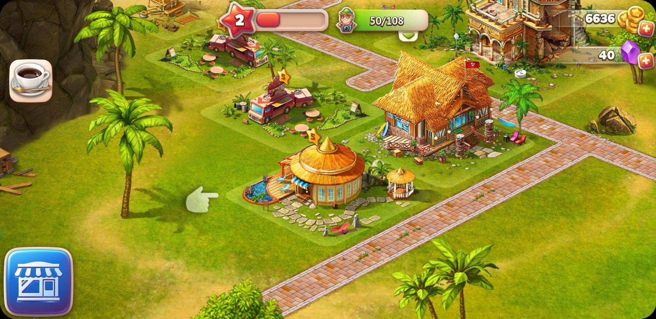 Paradise Island 2 Android image 5