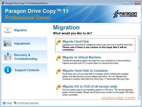 Paragon Drive Copy image 4