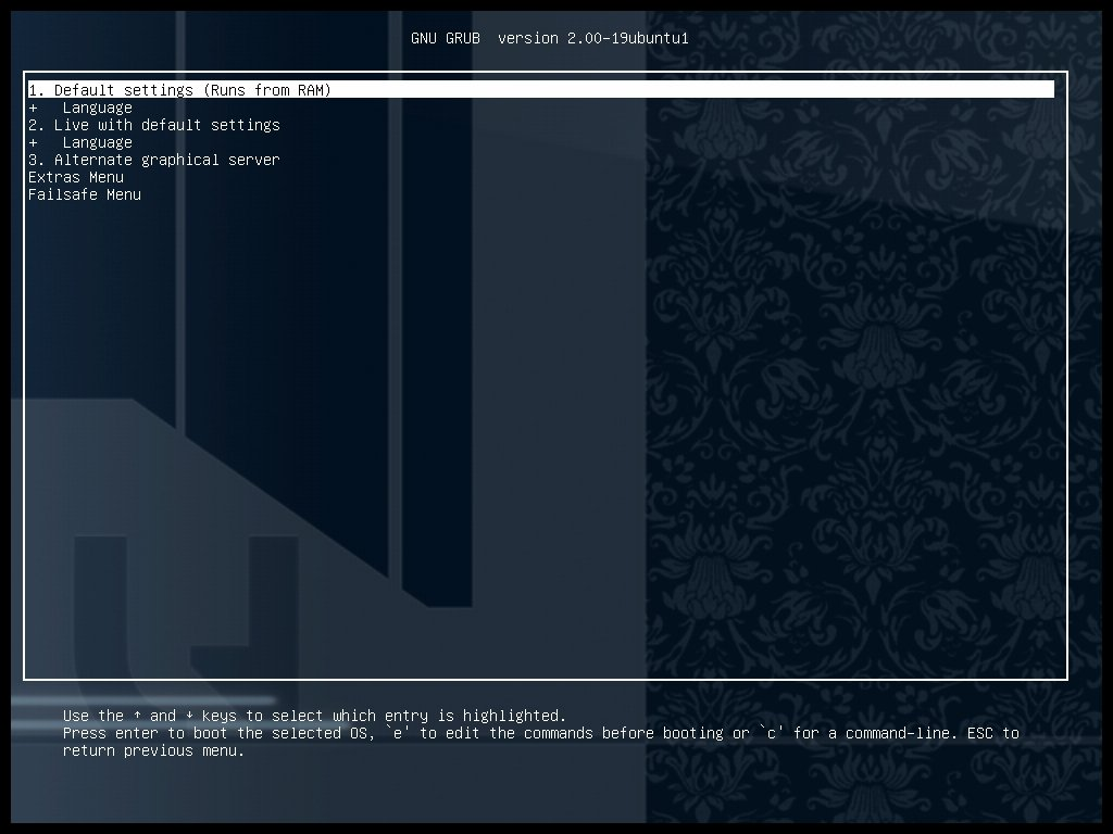 Parted Magic Linux image 5