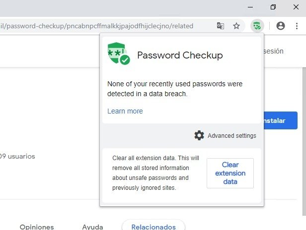 Password Checkup 1 11 - Download for PC Free