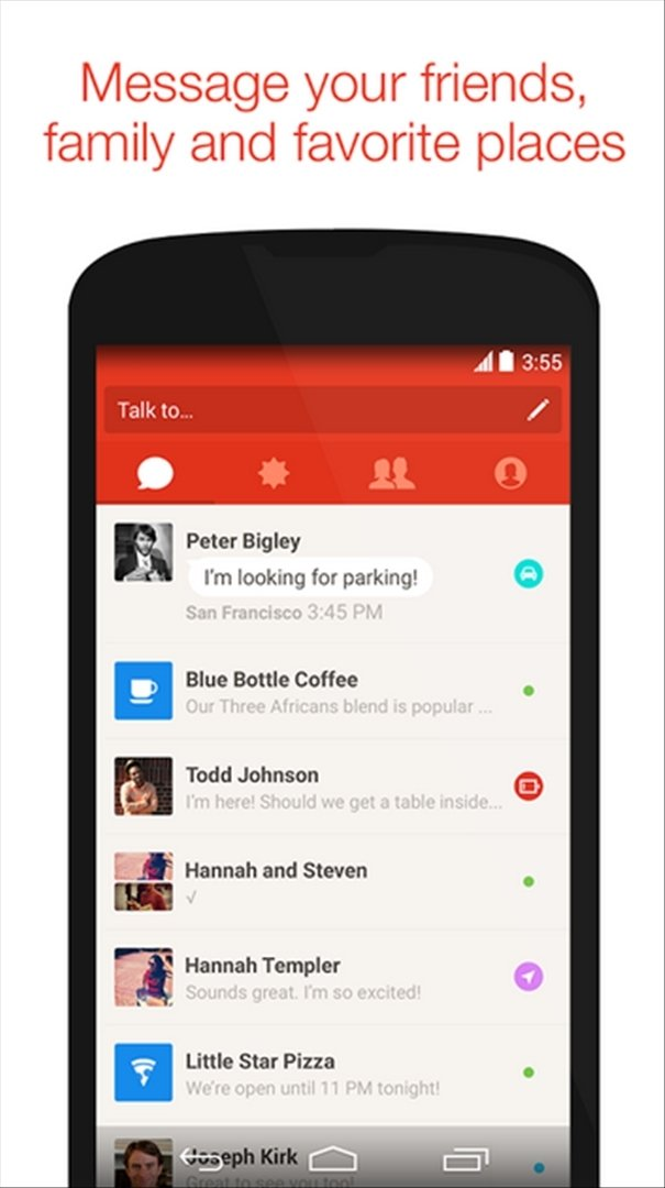 Path Talk Android image 8
