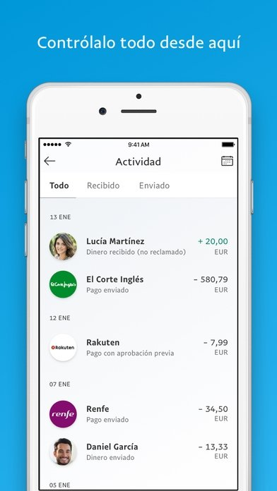 PayPal - Download for iPhone Free