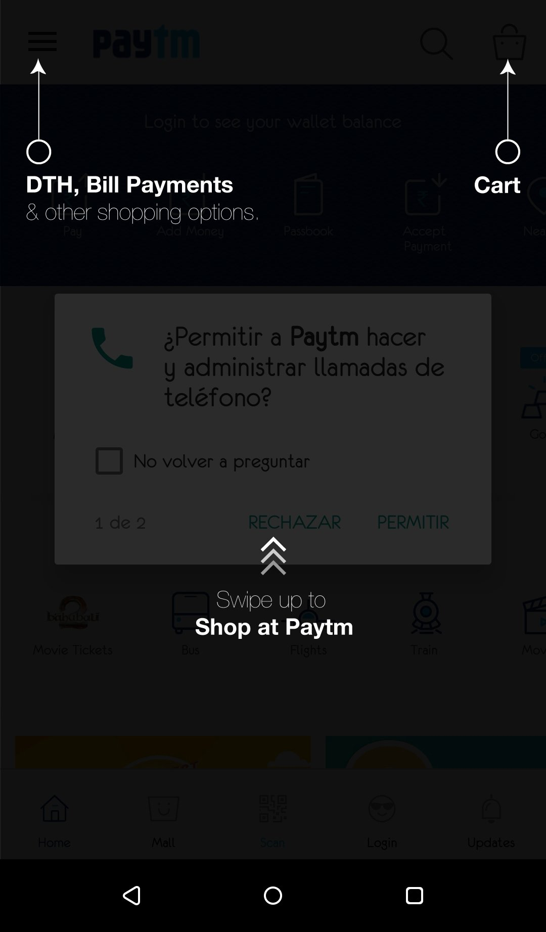 Paytm 8 2 6 - Download for Android APK Free