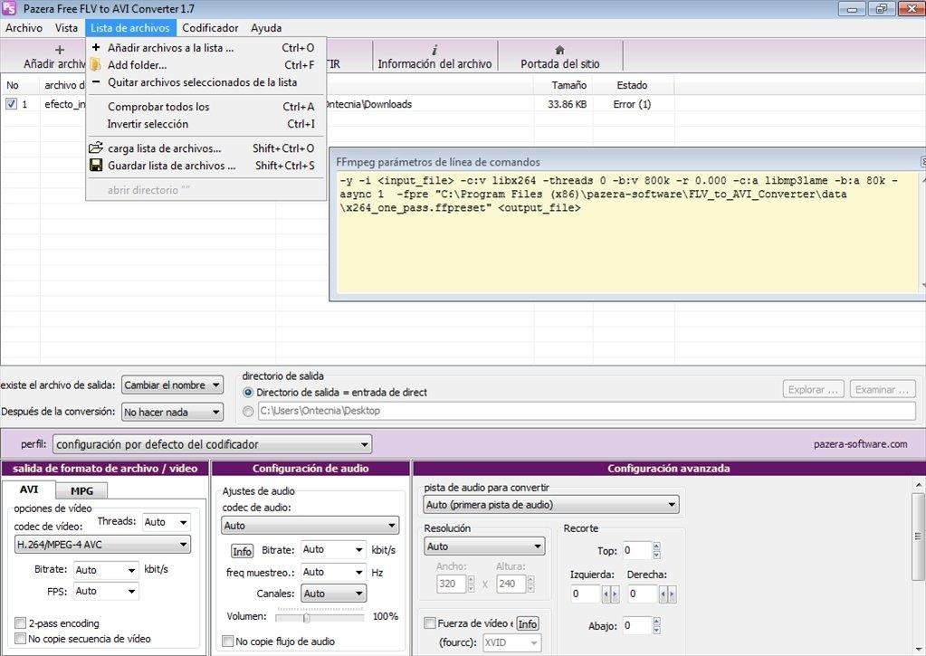 Free Avi Video Converter V   Build
