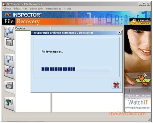 pc inspector file recovery 4.0 de convar