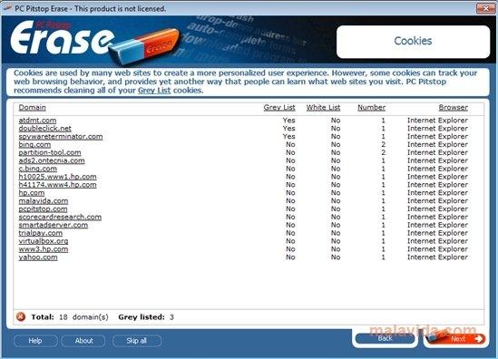 PC Pitstop Erase image 5