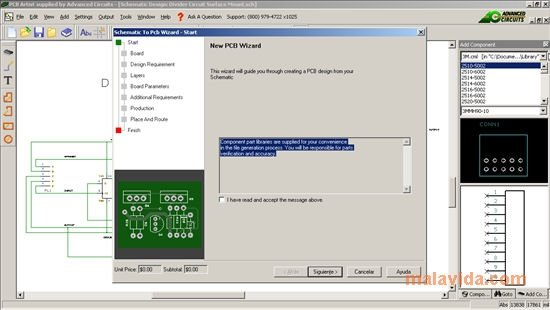 Download PCB Artist 4.0 - Free