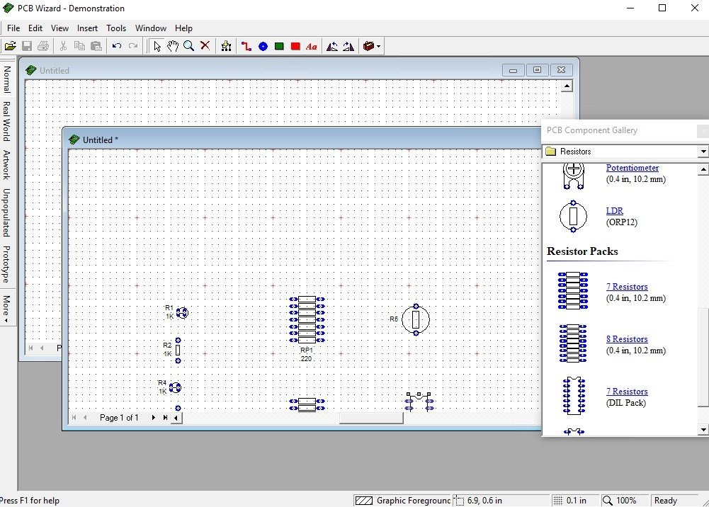 PCB Wizard 3 60 - Download for PC Free