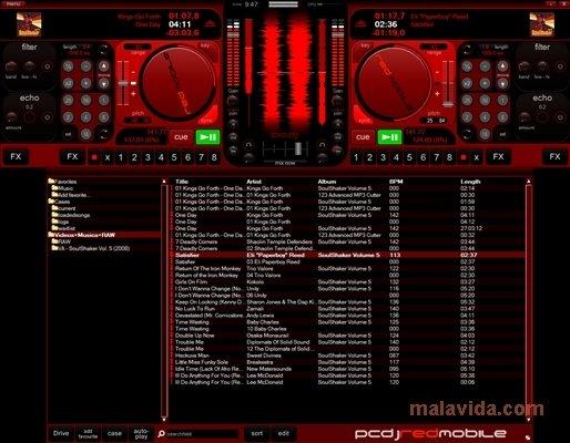 PCDJ Red Mobile 2.0