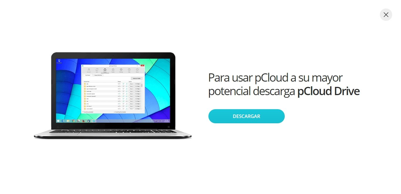 pCloud Webapps image 8