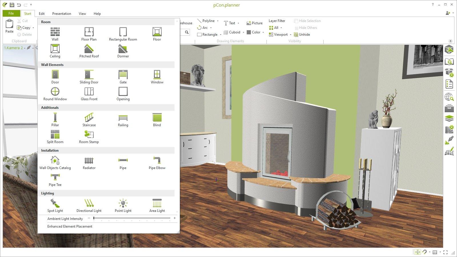 Descargar Pcon Planner 7 6 Gratis En Espa Ol ~ Programa De Diseño De Interiores Gratis En Español