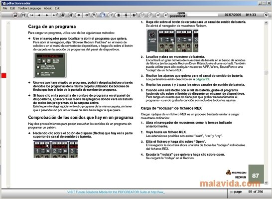 PDF Action Reader image 4