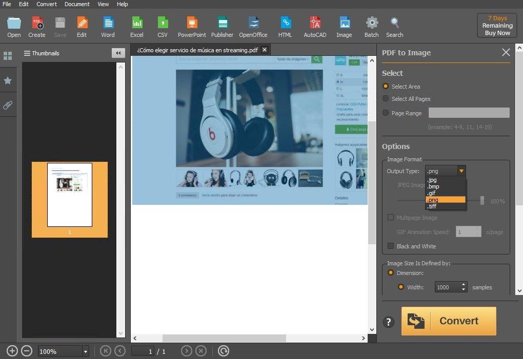 image to pdf converter free download