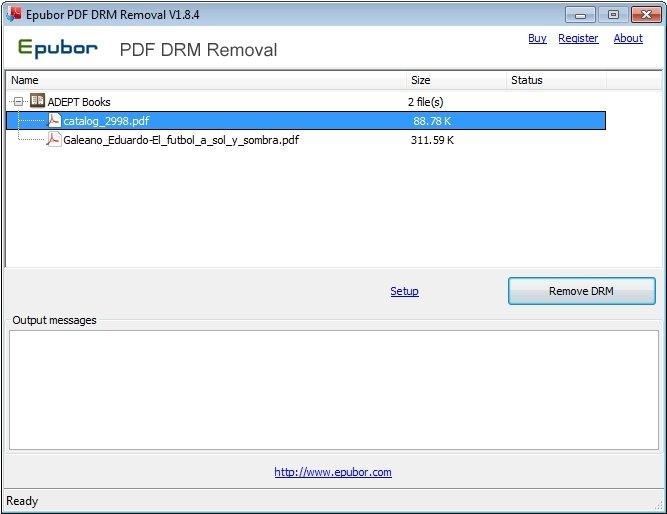 PDF DRM Removal image 2