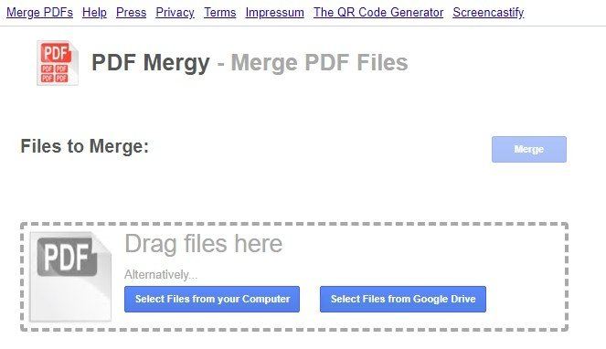 PDF Mergy 0 5 6 - Download for PC Free