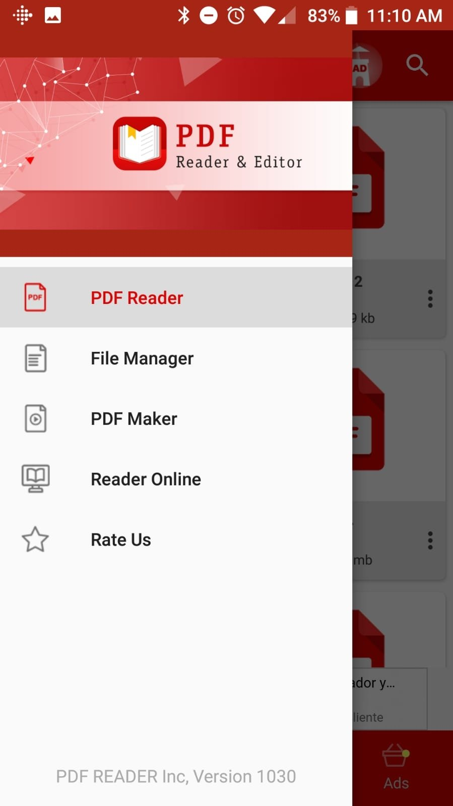 PDF Reader Android image 5