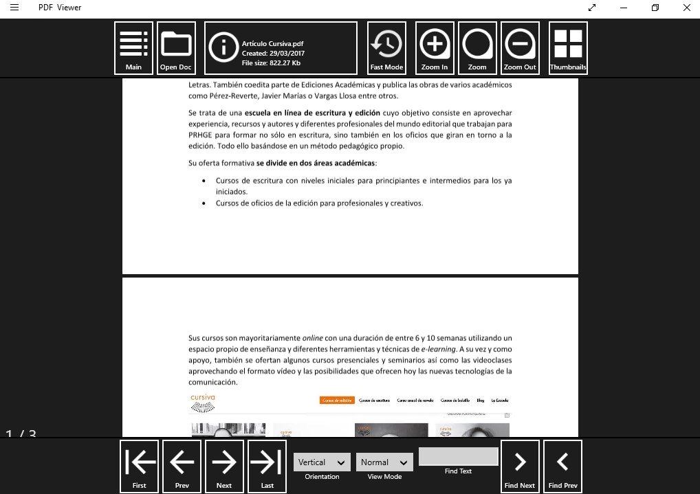 Cool PDF Reader - View PDF, Crop PDF, Free PDF Viewer