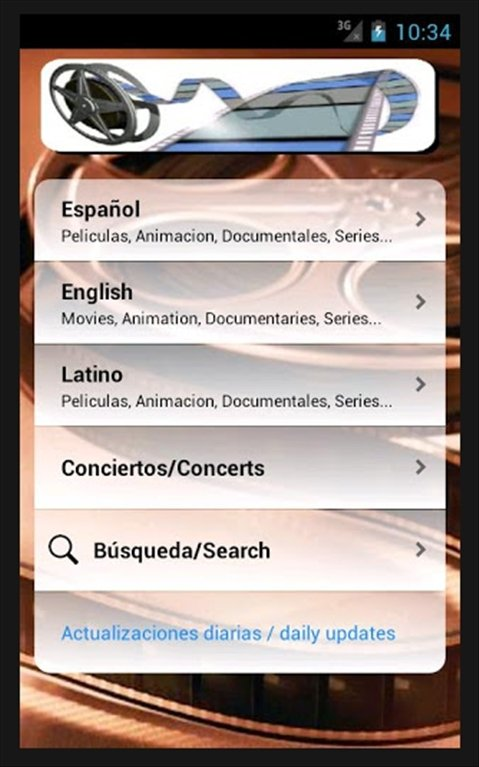 Free Movies Android image 3