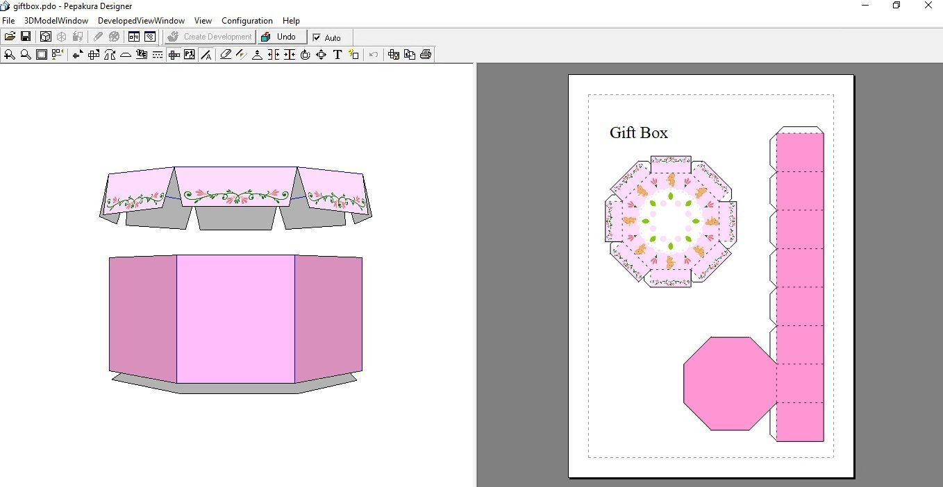 Origami Software from Scratch