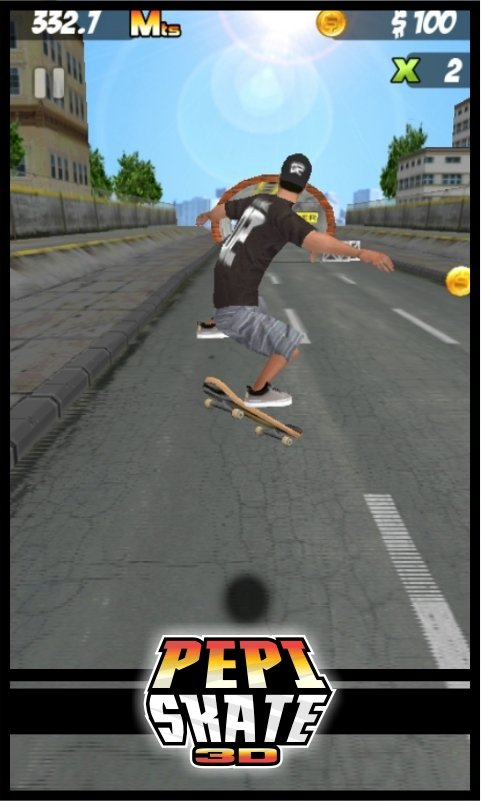 PEPI Skate 3D Android image 4