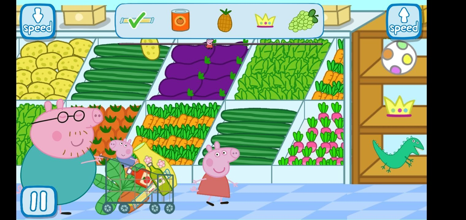 Peppa in the Supermarket Android image 4