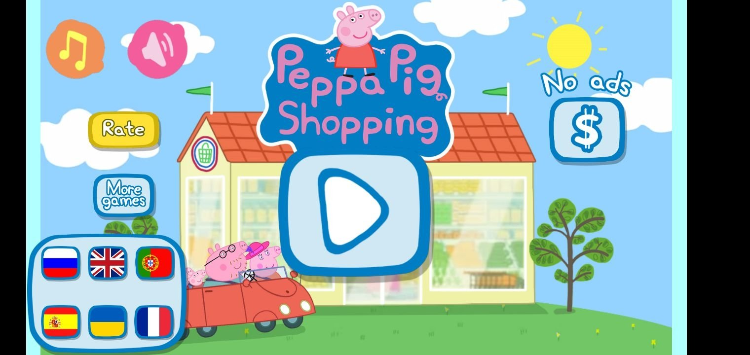 Download Peppa in the Supermarket 107 Android  Free