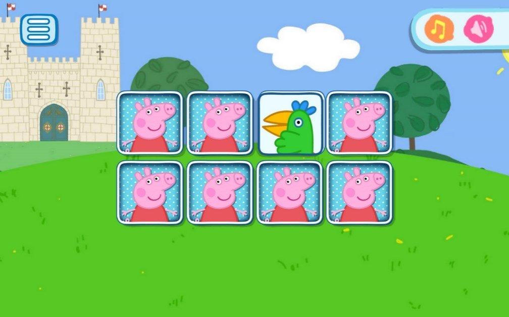 Peppa Enfants Mini Jeux 1 0 6 Telecharger Pour Android Apk Gratuitement