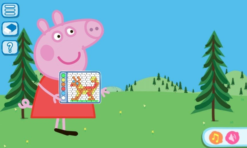 T l charger peppa enfants mini jeux 1 0 6 android apk - Peppa pig telecharger ...