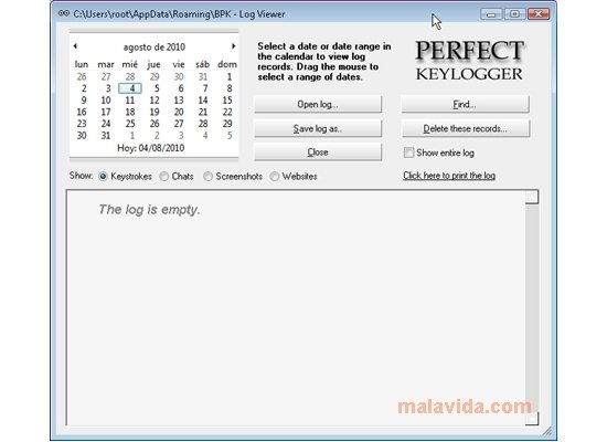 perfect keylogger 1.68.2 for free