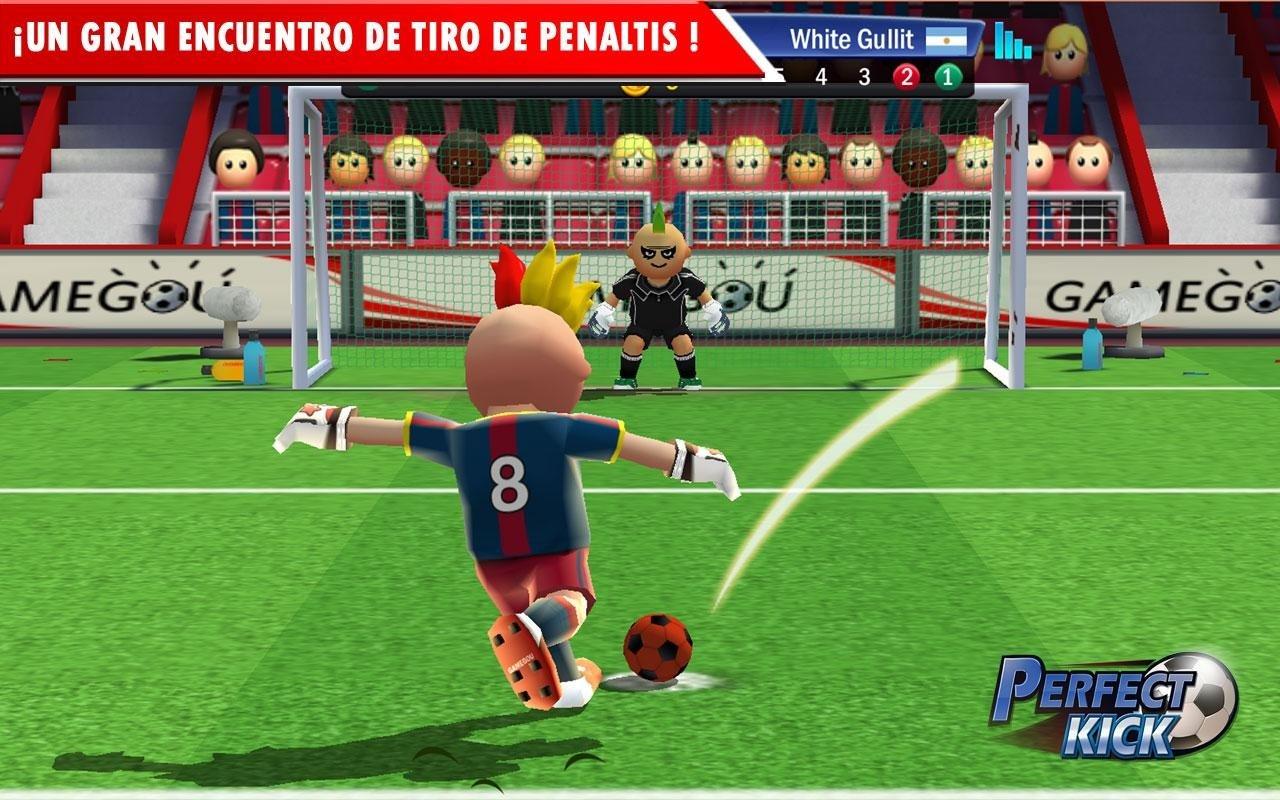 Perfect Kick Android image 5